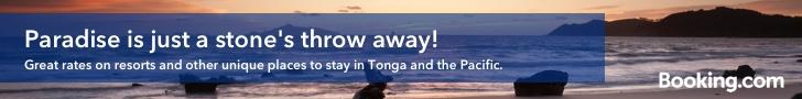 Tonga Booking COM