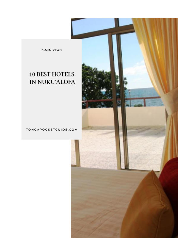 10 Best Hotels in Nuku'alofa