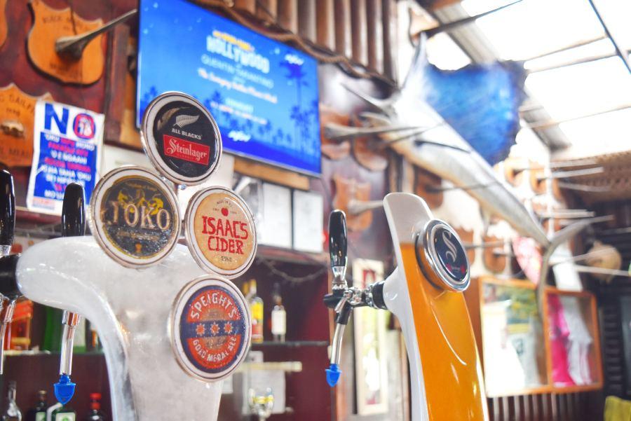 5 Best Bars in Nuku'alofa