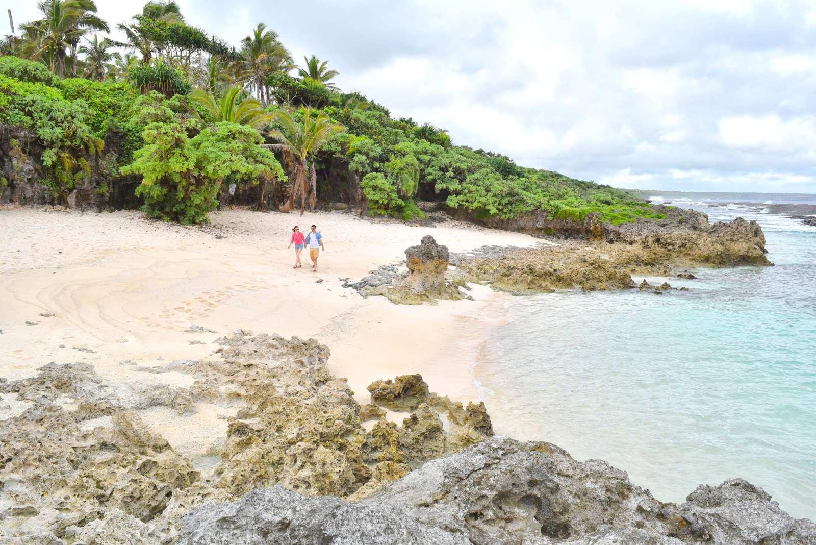 The Guide to Beaches on Tongatapu