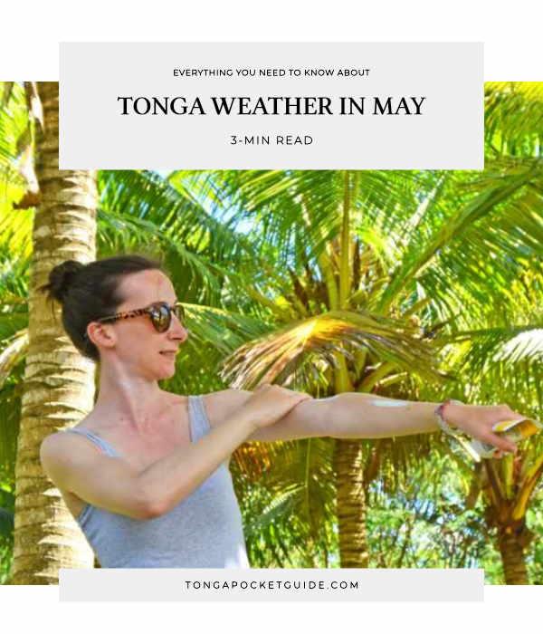 Tonga Weather in May