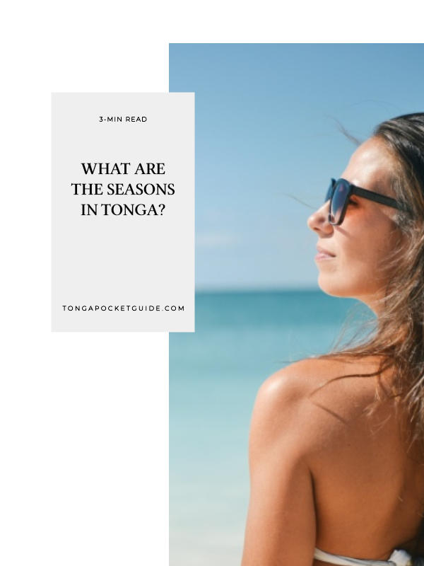 What are the Seasons in Tonga?