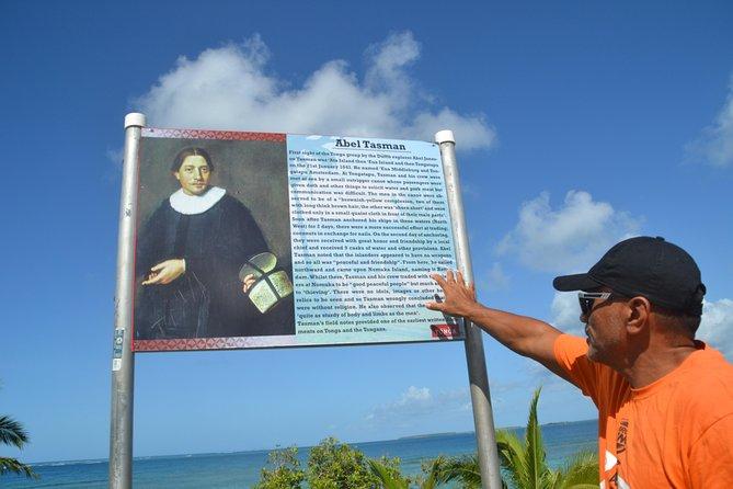 Guided Tours Tongatapu
