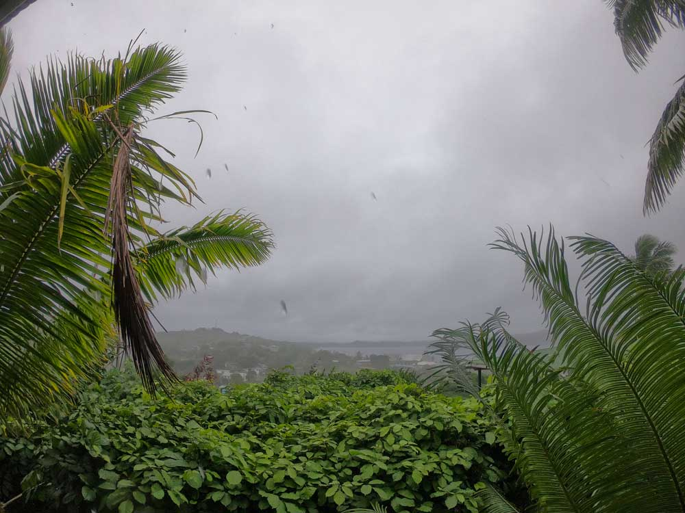 Tonga Weather in October