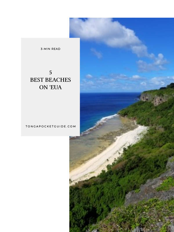 5 Best Beaches on 'Eua
