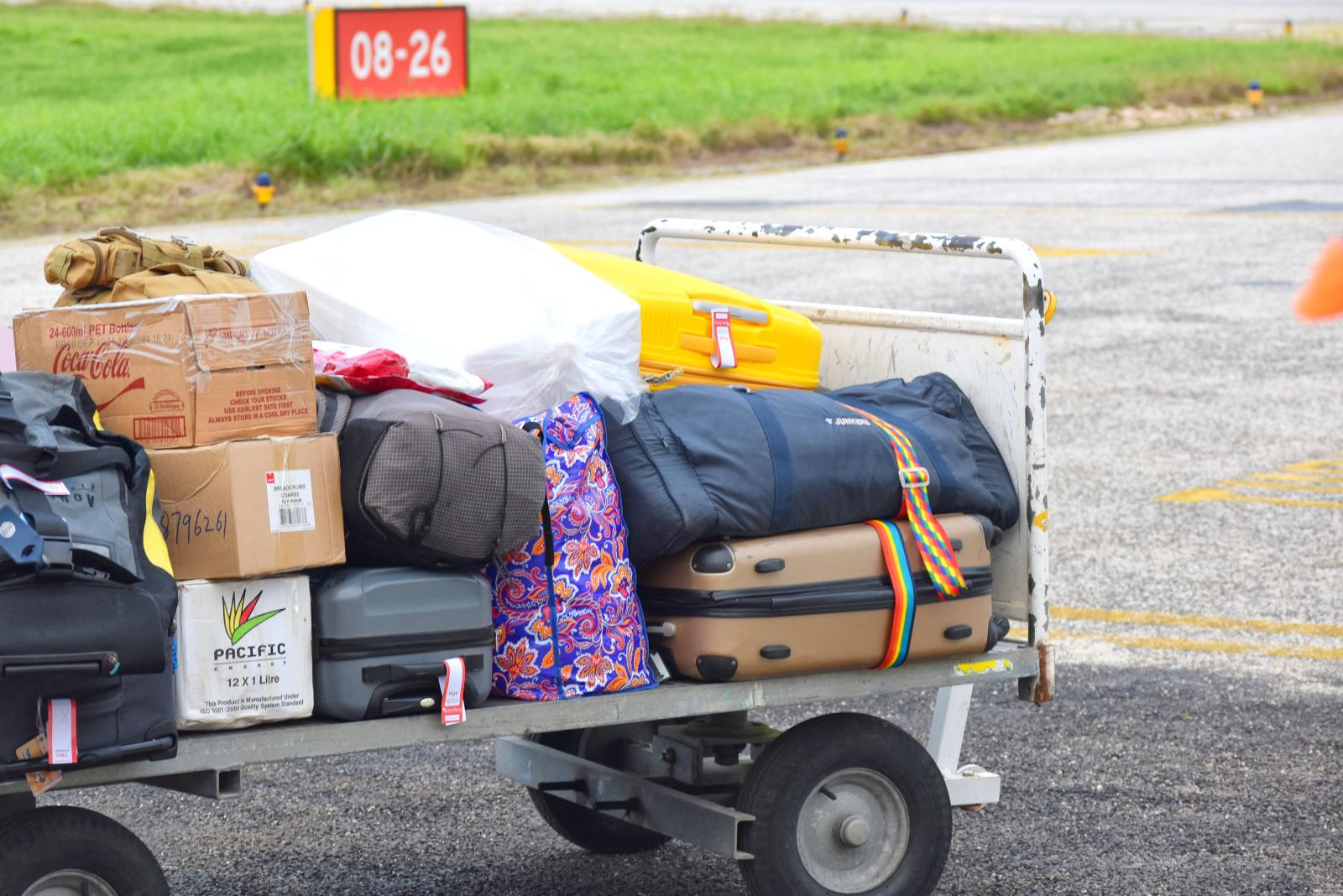 What is the Best Type of Luggage for Tonga?