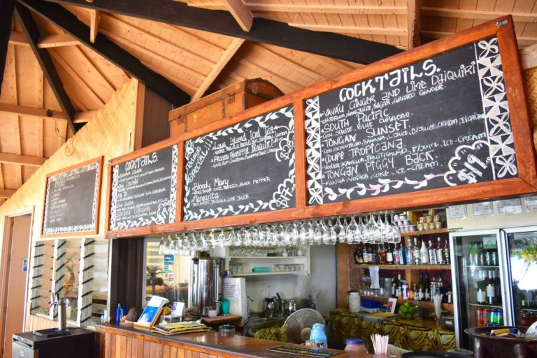 10 Best Accommodation in Vava'u for Foodies