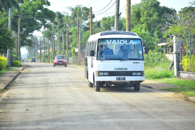 10 Tips for Taking the Bus in Tonga