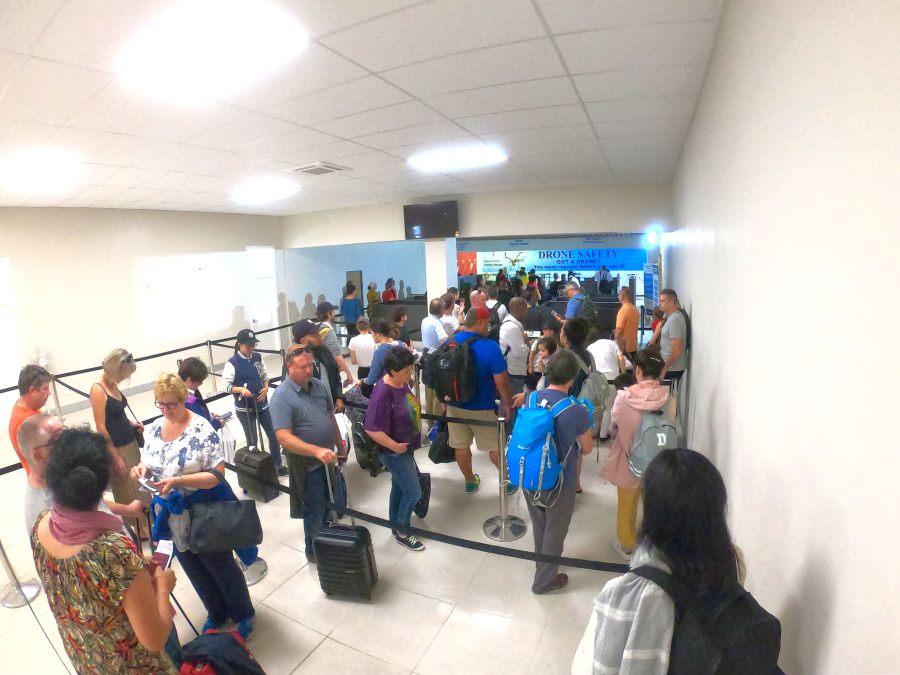 Arrival at Nuku'alofa Airport: Step-by-Step