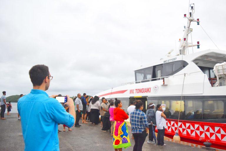 Public Transport in Tonga