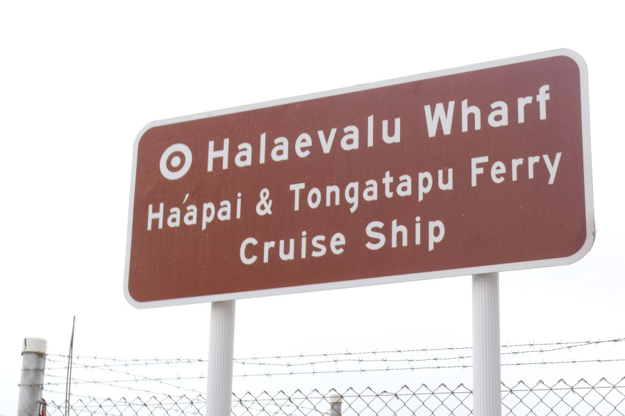 The Guide to Travelling in Tonga by Ferry