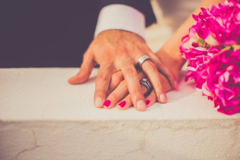 Hands Wedding Rings Flower Pixabay Feature