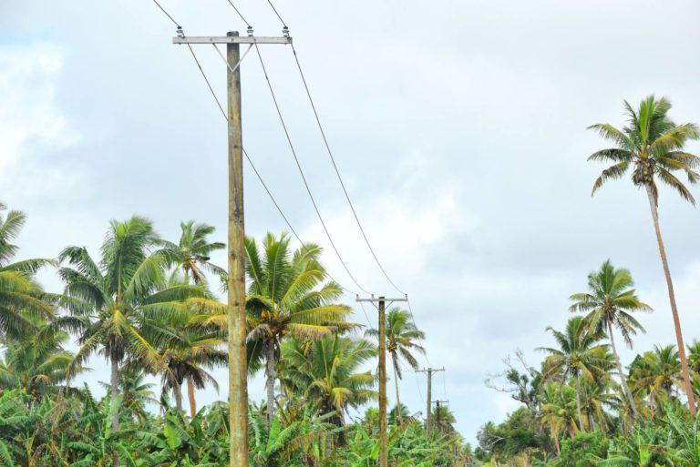 A Quick Guide to Electricity in Tonga