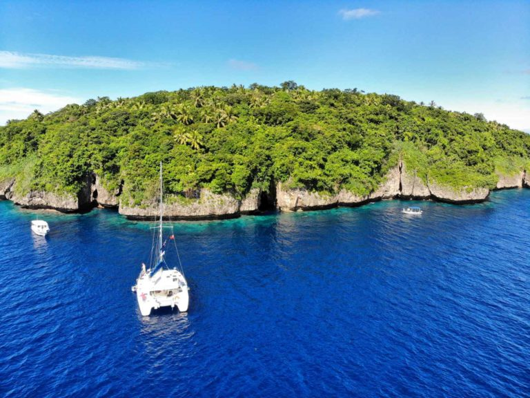 The Best Tours for Sailing in Vava'u