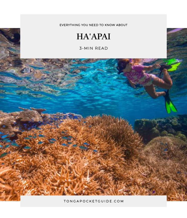 The Complete Guide to Ha'apai