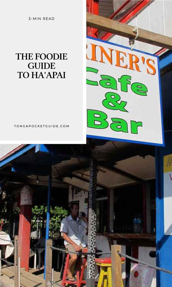 The Foodie Guide to Ha'apai
