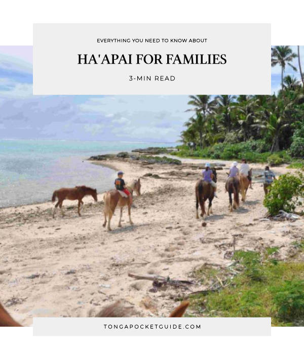 The Guide to Ha'apai for Families