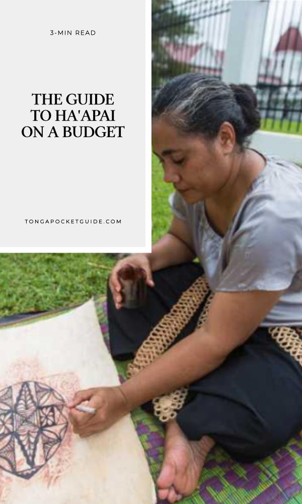 The Guide to Ha'apai on a Budget