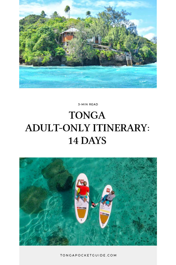 Tonga Adult-Only Itinerary: 14 Days