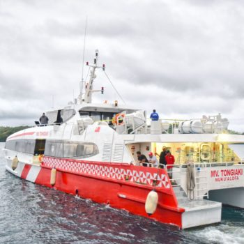 How Much Do Ferries Cost in Tonga?