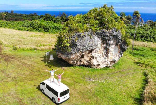 How to Travel Around Tonga By Bus