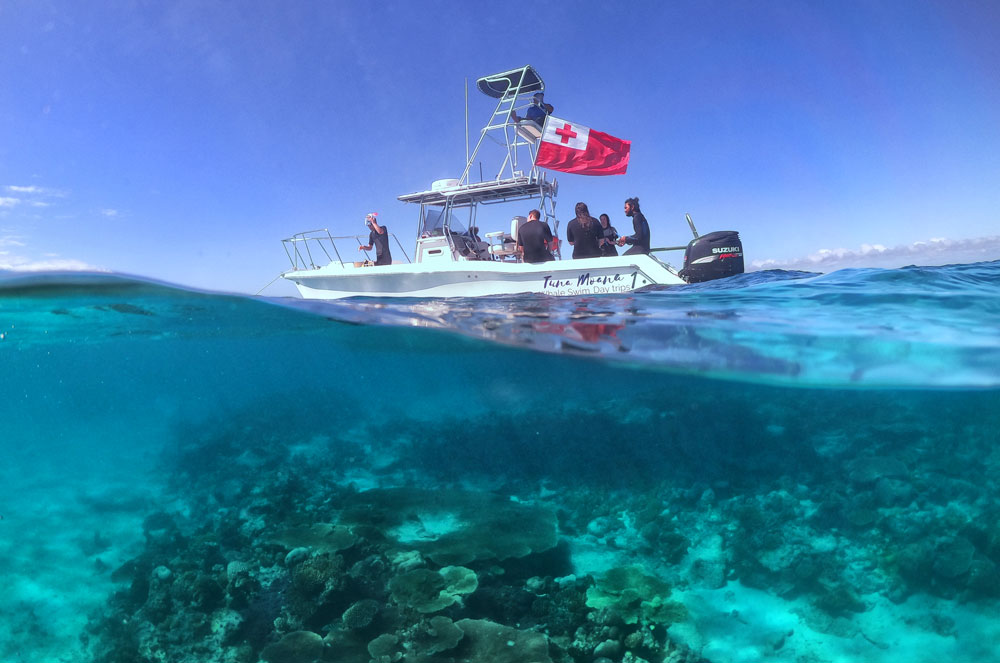 Water Safety in Tonga