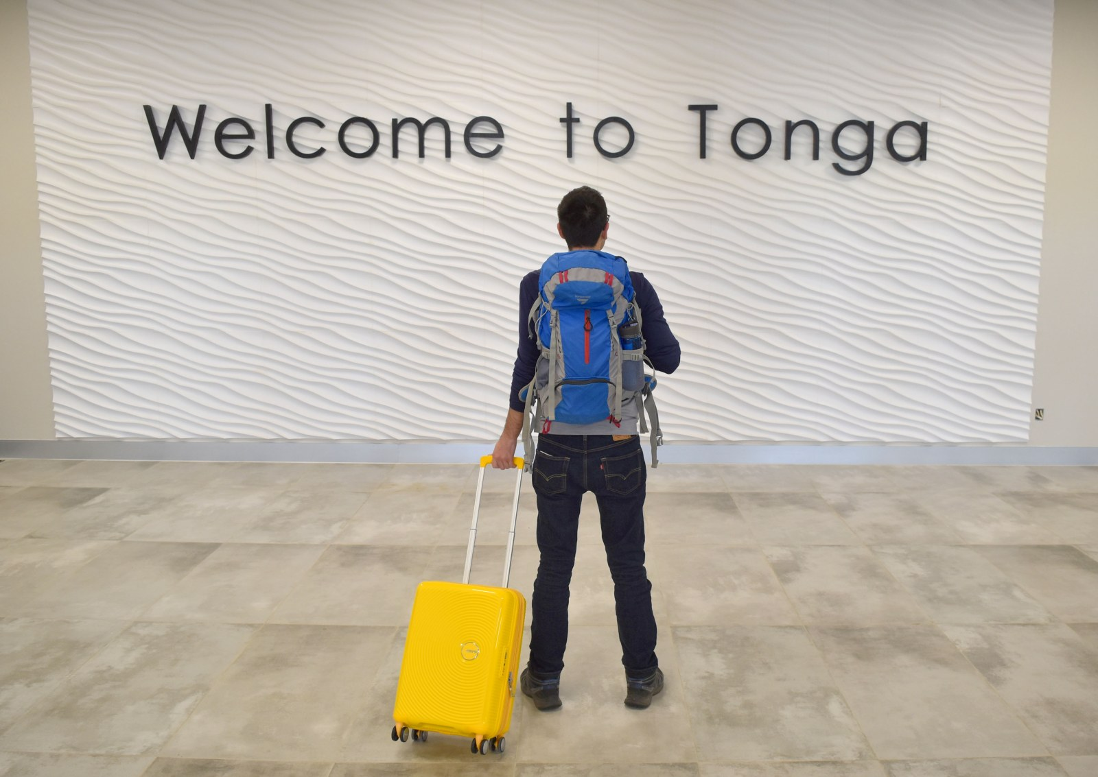 Arrival Advice: Biosecurity and Customs in Tonga