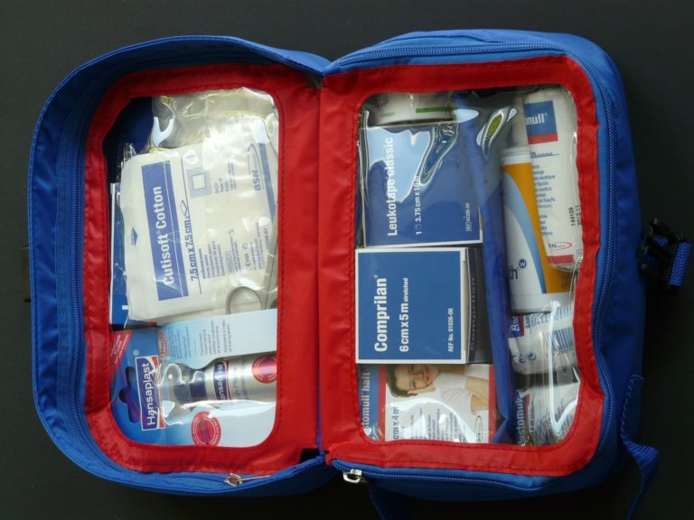 What Medication to Pack in Your First Aid Kit for Tonga