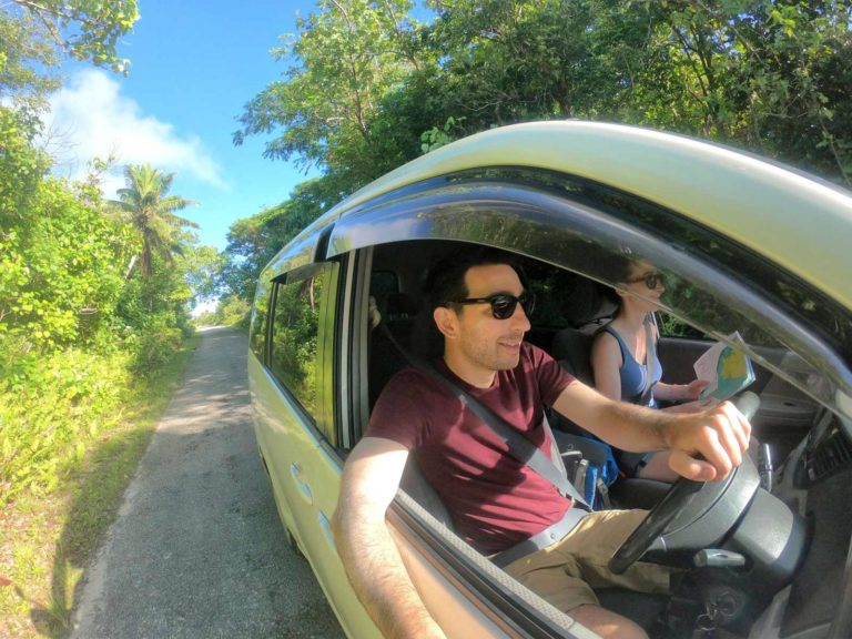10 Safety Tips for Driving in Tonga