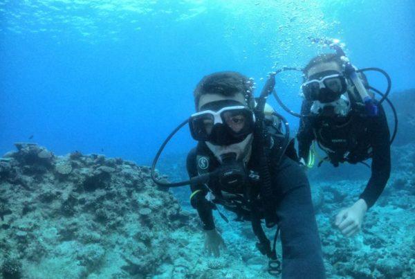 Scuba Diver Couple Mandatory Credit To NiuePocketGuide.com Small