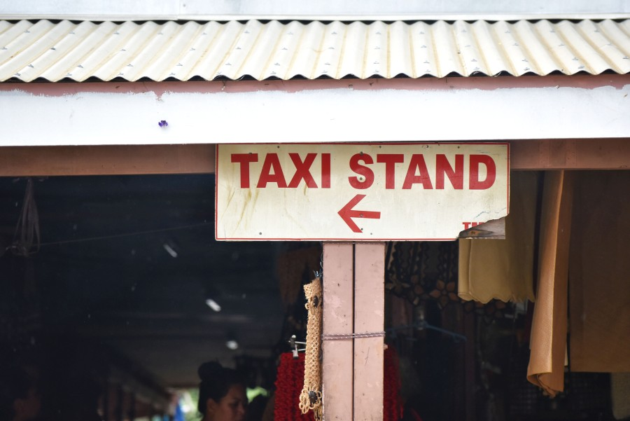 The Guide to Taxis in Tonga