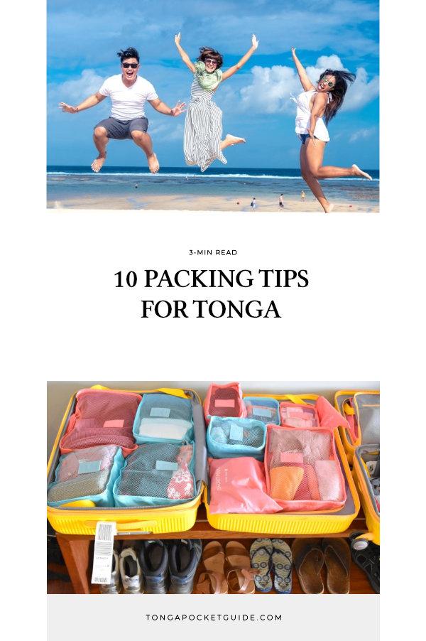 10 Packing Tips for Tonga