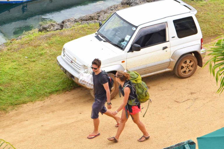 The Guide to Renting a Car in Tonga