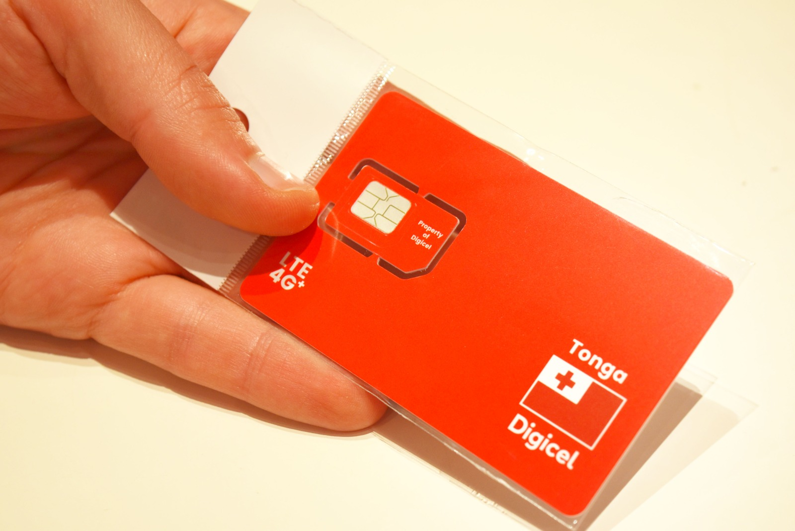 The Best SIM Card in Tonga For Travellers