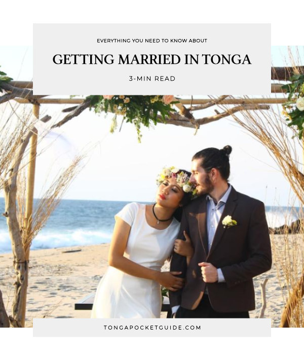 Everything You Need to Know About Getting Married in Tonga