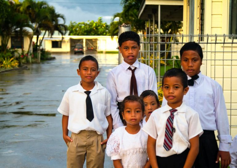 The Guide to the Tongan Language