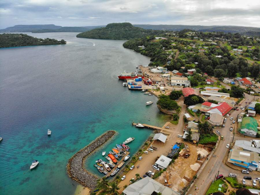The 5 Biggest Towns & Cities in Tonga