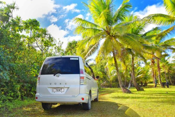 10 Reasons to Rent a Car in Tonga