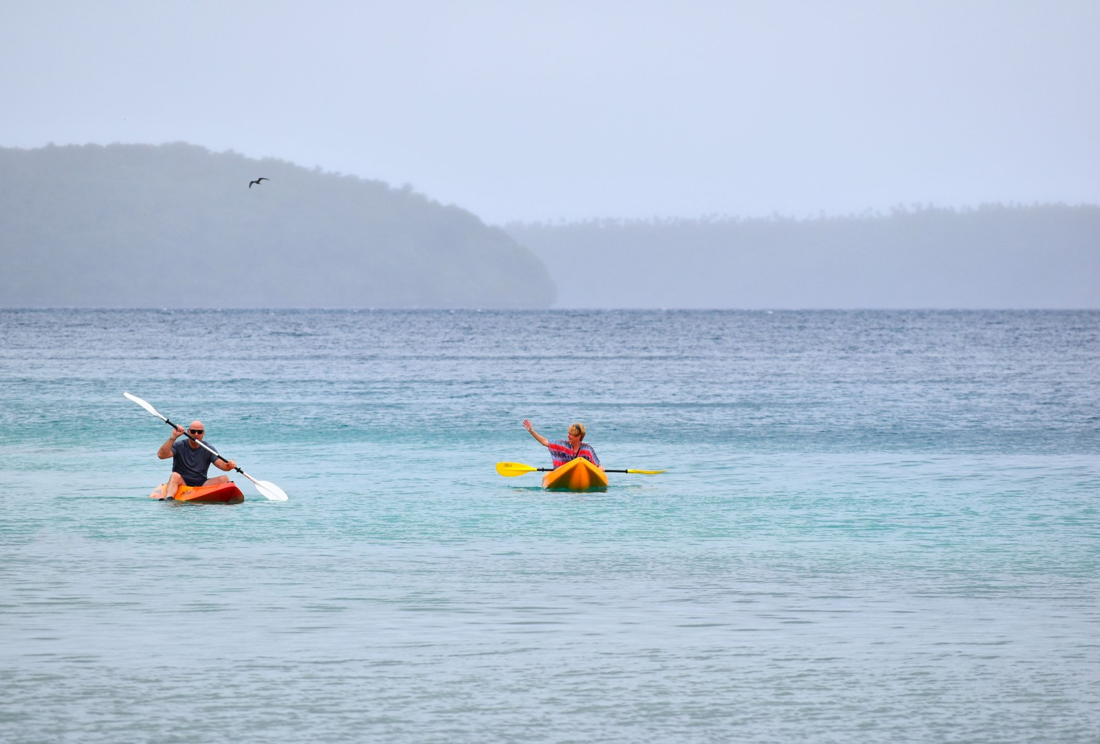 The Best Kayak Tours in Tonga