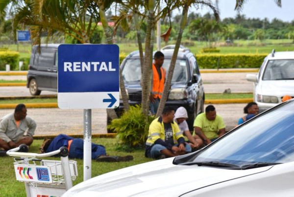 The Best Car Rentals in Tonga