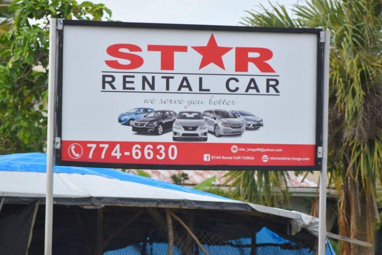 The Best Car Rentals in Tongatapu