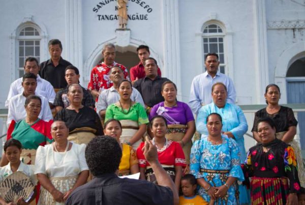The Guide to the Religions in Tonga