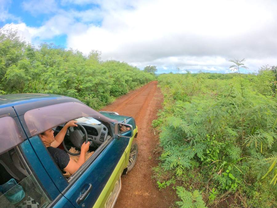 Driving Drive Driver Outside Car Road Vavau Mandatory Credit To TongaPocketGuide.com Small