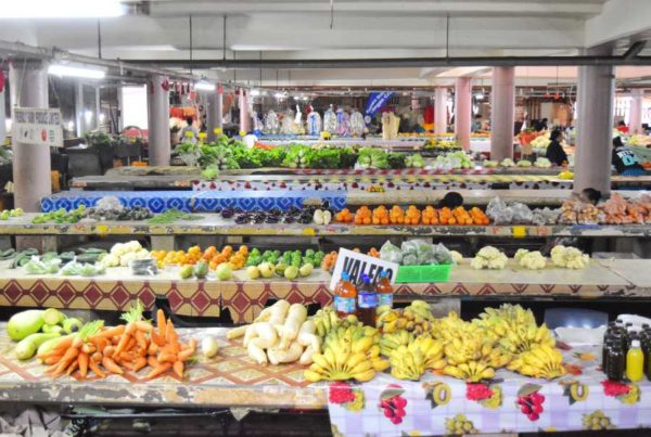 The Guide to Food Shopping in Tonga