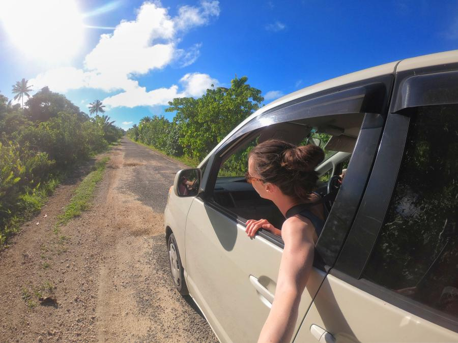 The Best Car Rentals in Tongatapu