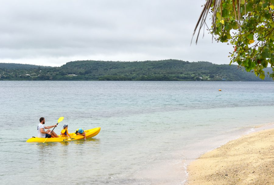 The Guide to Kayaking in Tonga