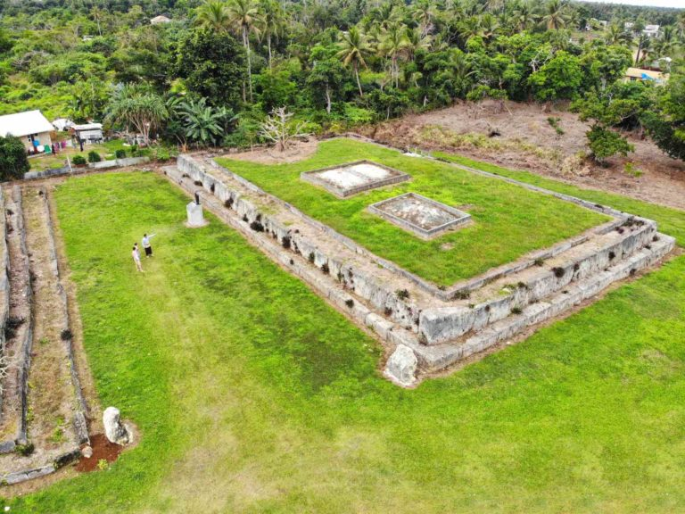 10 Fascinating Historical Sites in Tonga