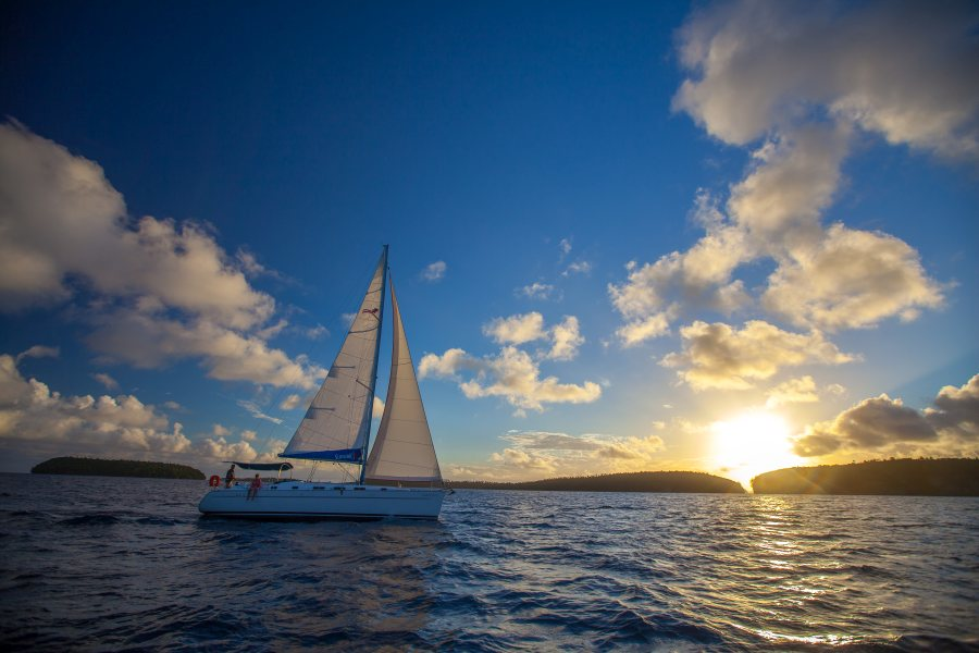 5 Best Sailing Charters in Tonga