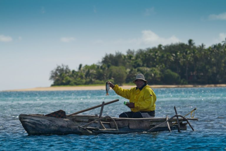 The Best Time for Fishing in Tonga