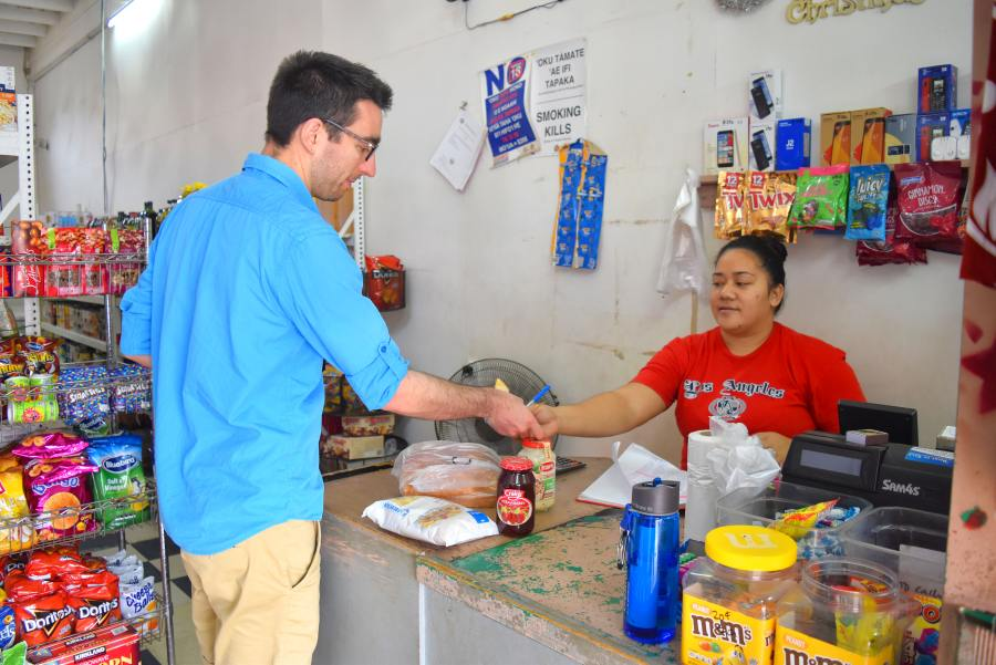Information, Shops & Services in Ha'apai